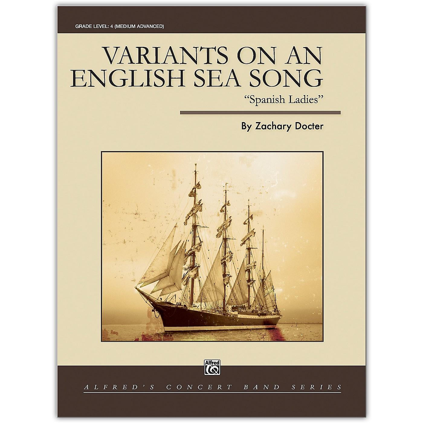 Alfred Variants on an English Sea Song 4 (Medium Difficult) thumbnail
