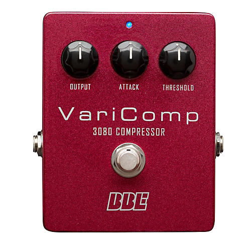 BBE Varicomp OTA Compressor Guitar Effects Pedal thumbnail