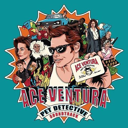 Alliance Various - Ace Ventura: Pet Detective (original Soundtrack) thumbnail