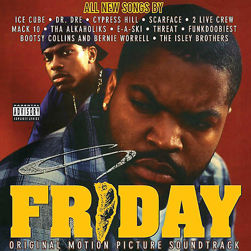 Alliance Various - Friday (Original Soundtrack) thumbnail