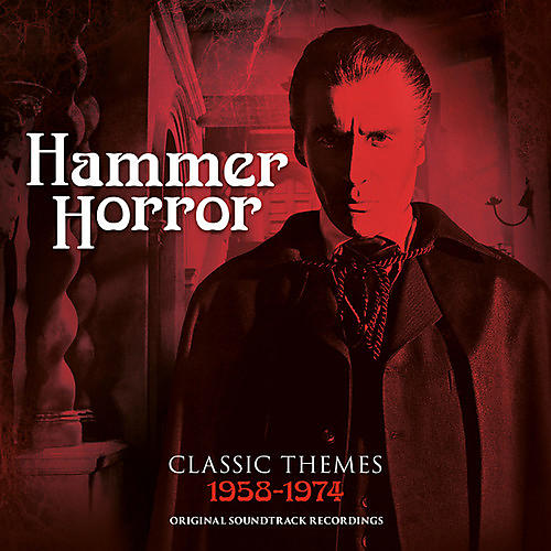 Alliance Various - Hammer Horror Classic Themes (original Soundtrack) thumbnail