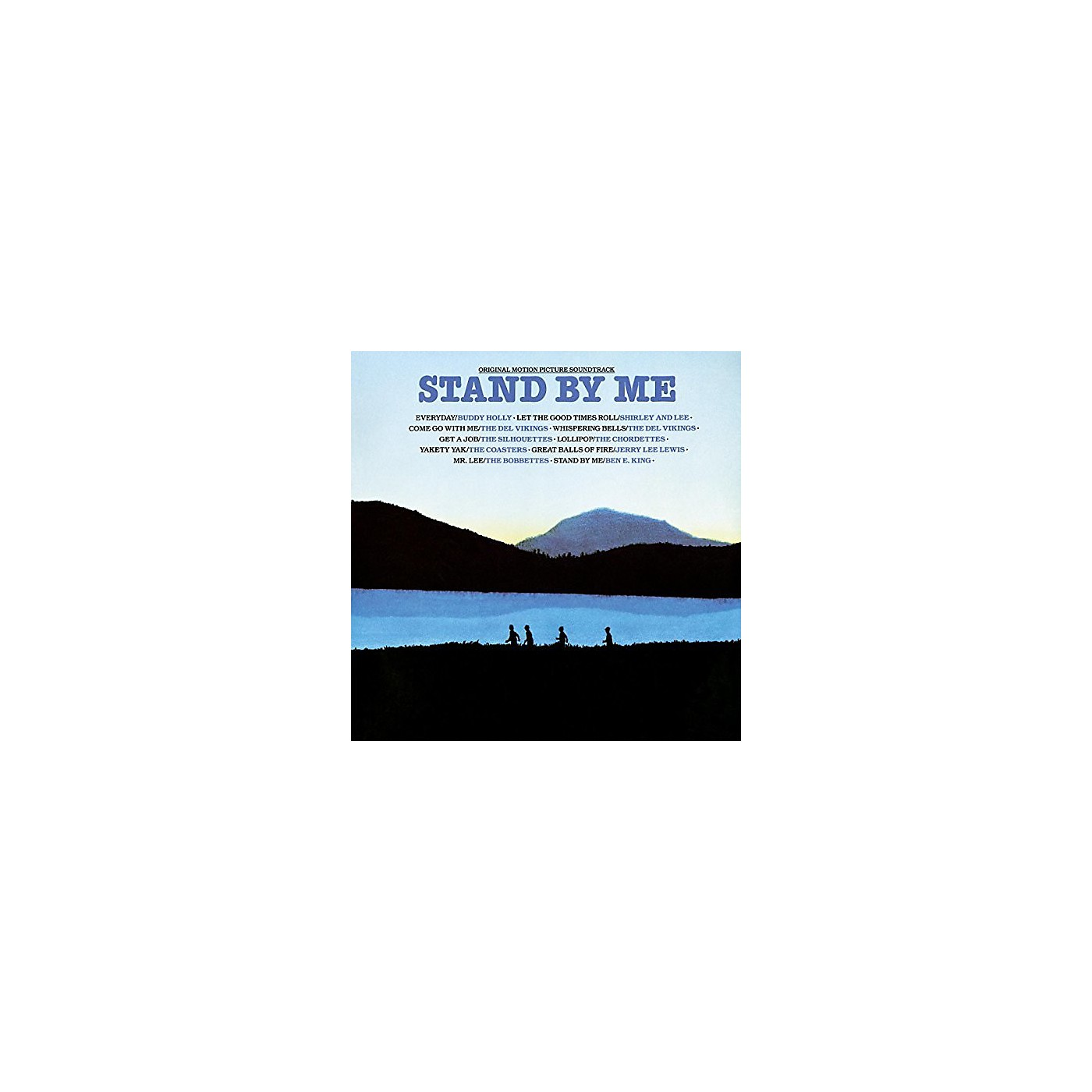 Alliance Various - Stand By Me (Original Soundtrack) thumbnail