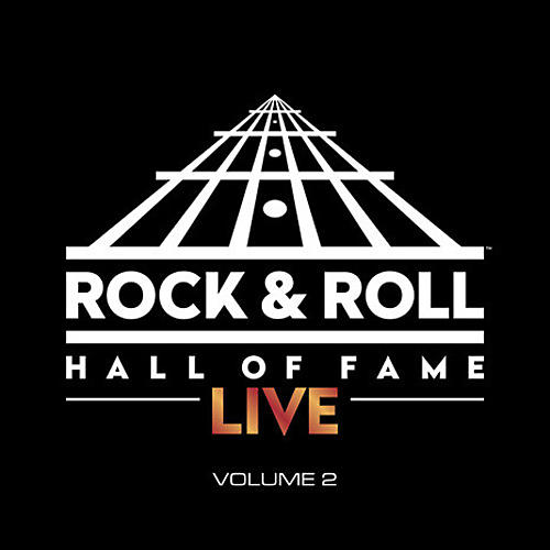 Alliance Various - The Rock And Roll Hall Of Fame Live: Volume 2 thumbnail