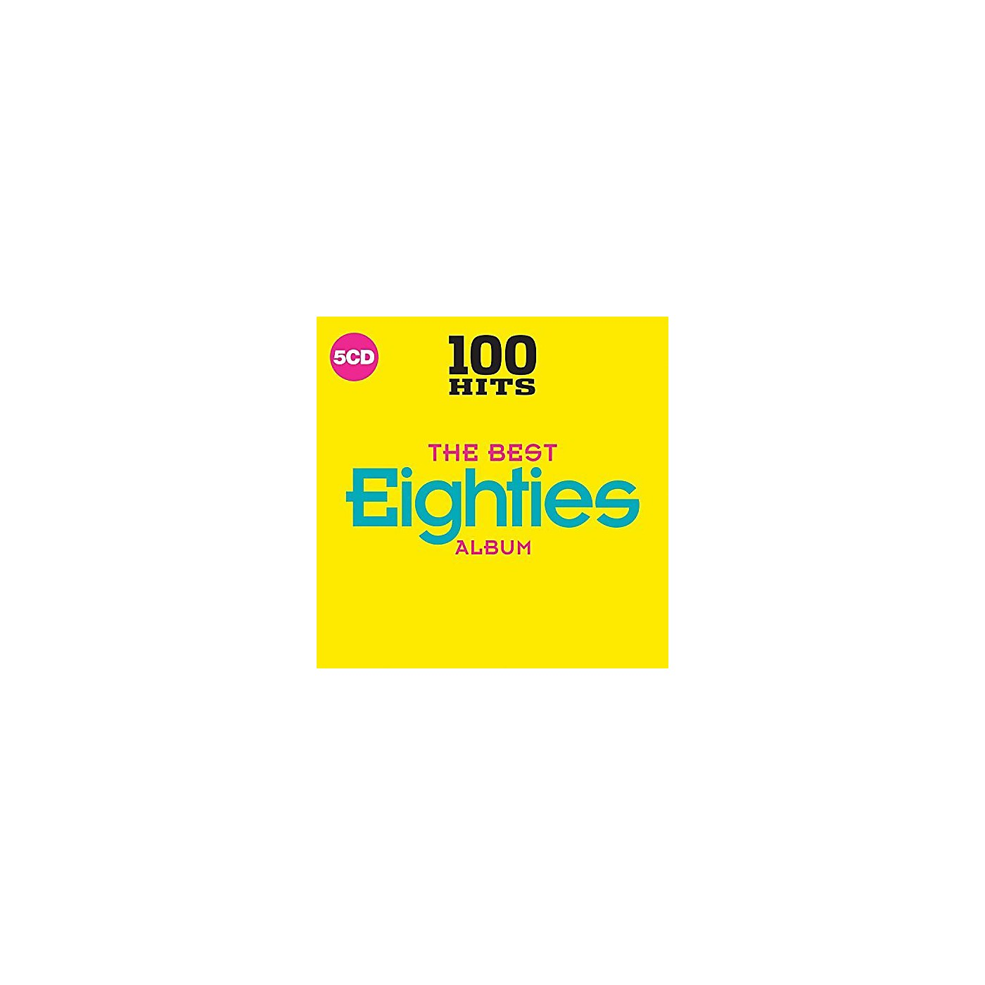 Alliance Various Artists - 100 Hits: The Best 80s / Various (CD) thumbnail