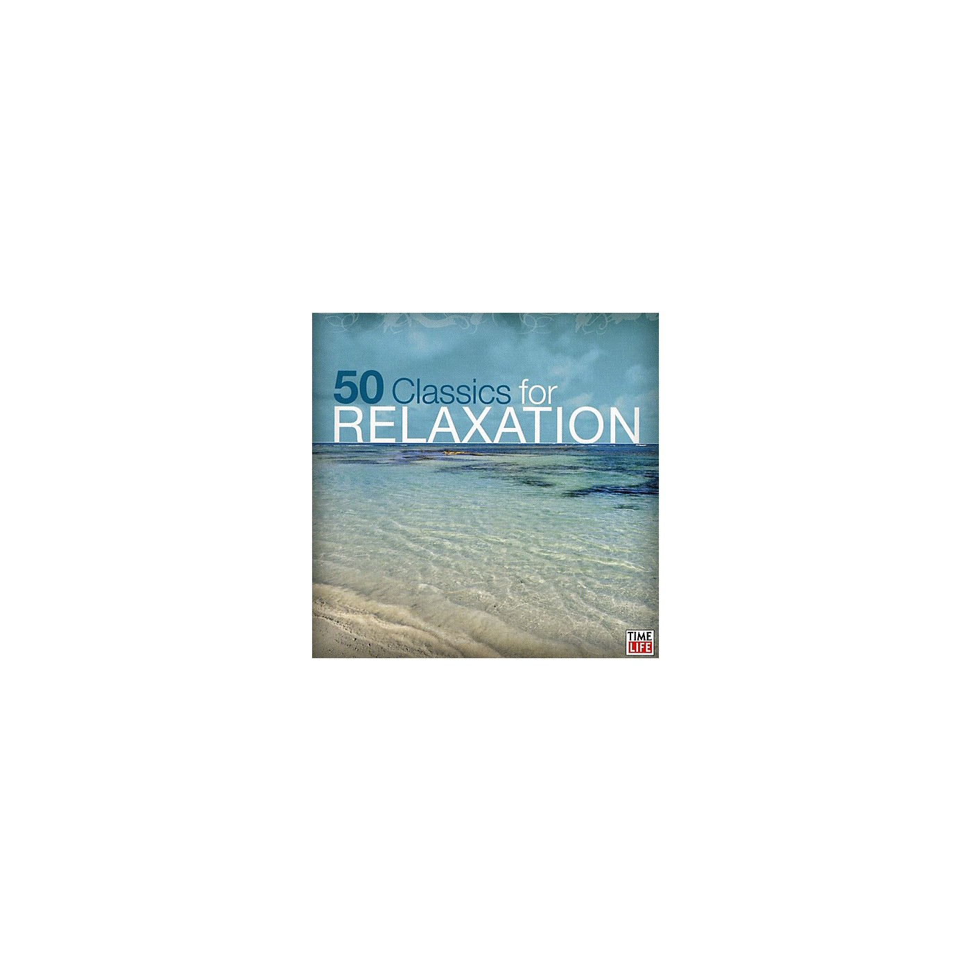 Alliance Various Artists - 50 Classics for Relaxation / Various (CD) thumbnail