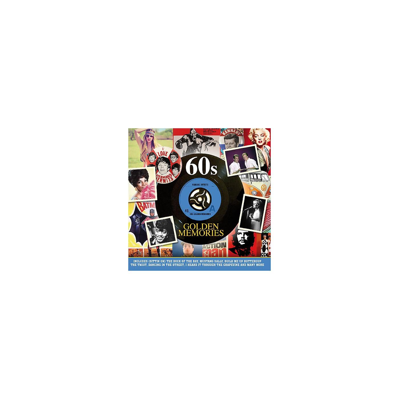Alliance Various Artists - 60s Golden Memories (Various Artists) (CD) thumbnail