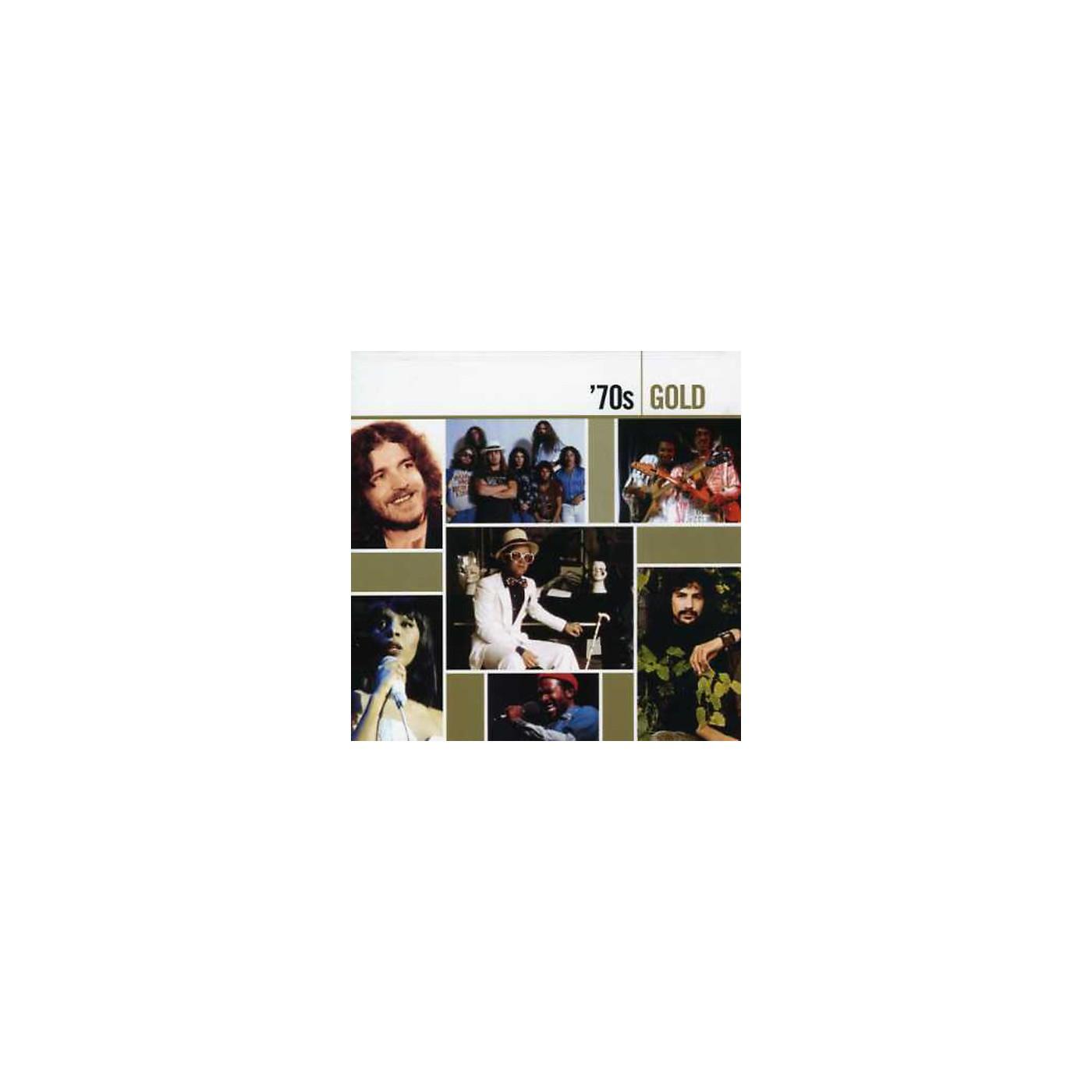 Alliance Various Artists - 70's: Gold / Various (CD) thumbnail