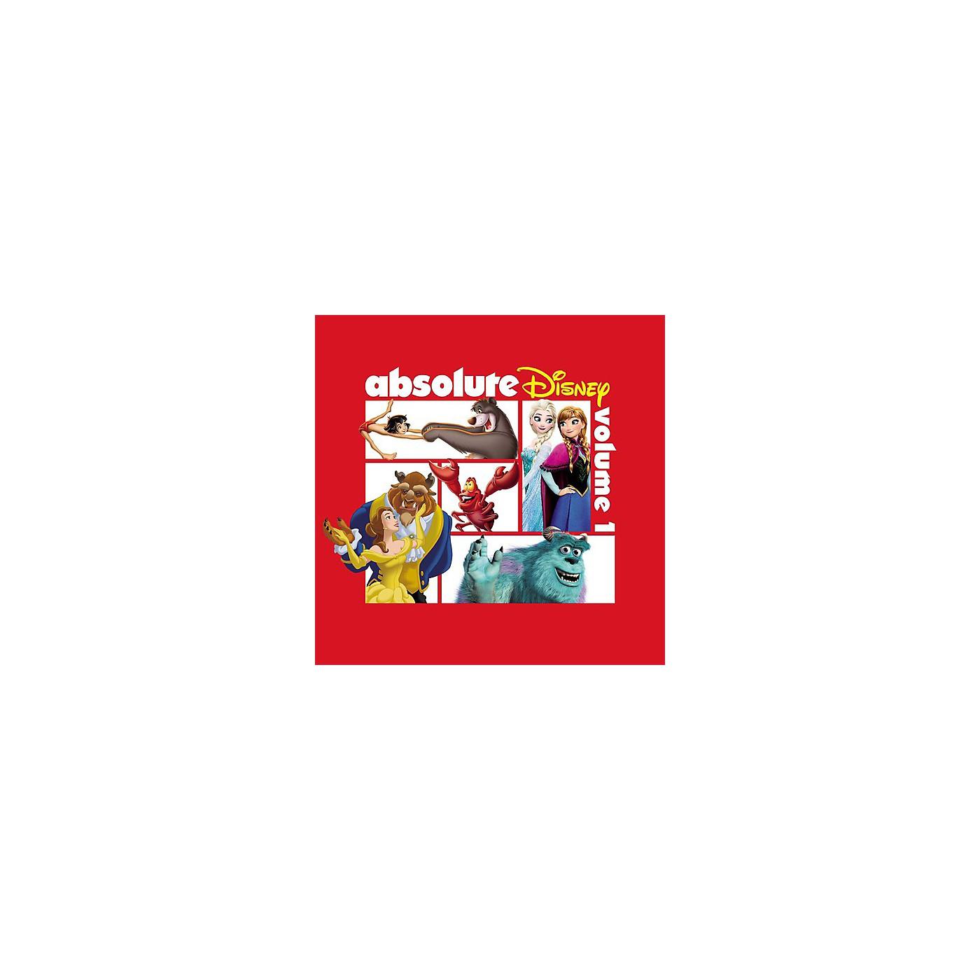 Alliance Various Artists - Absolute Disney: Volume 1 (Various Artists) (CD) thumbnail