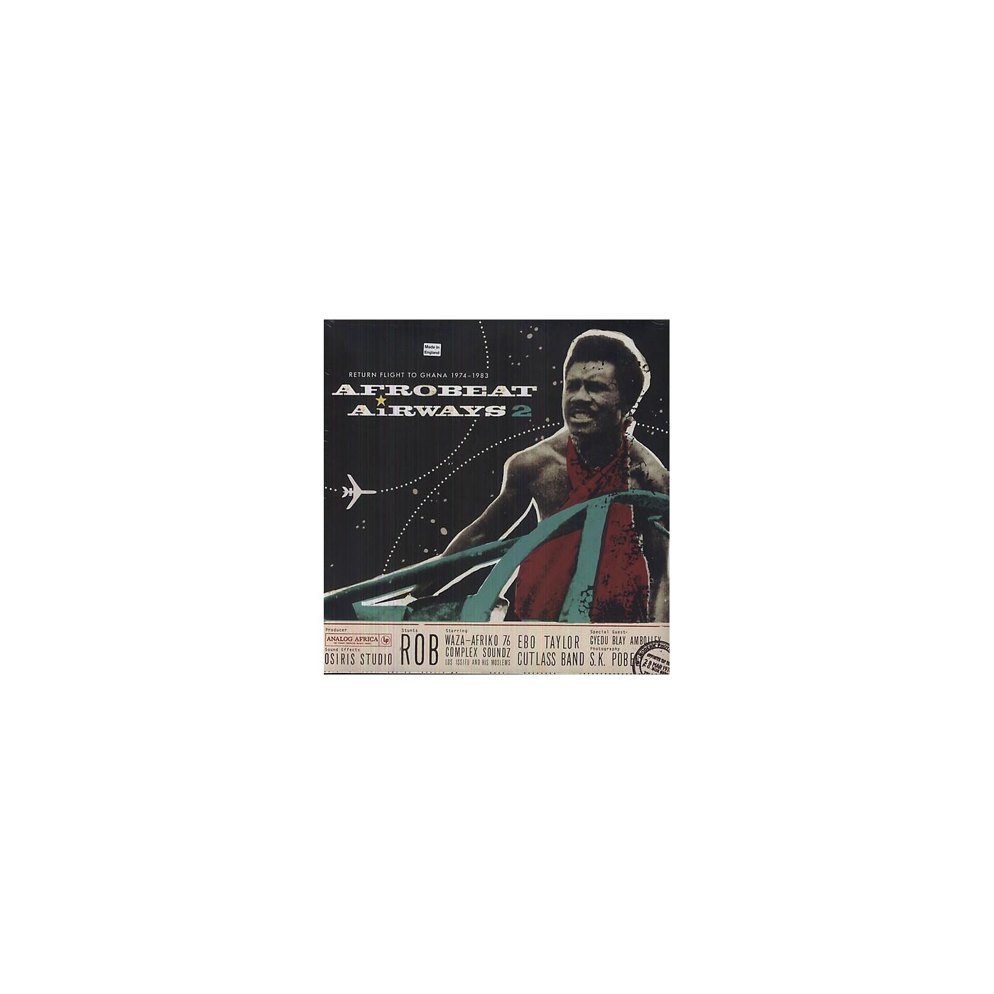 Alliance Various Artists - Afrobeat Airways 2: Return Flight to Ghana 1974-83 thumbnail