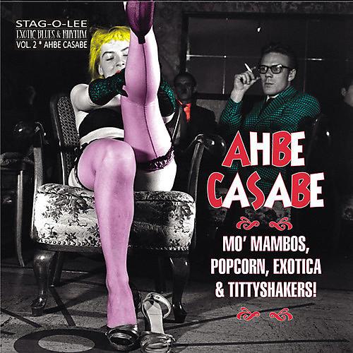 Alliance Various Artists - Ahbe Casabe: Exotic Blues & Rhythm Vol. 2 (Various Artists) thumbnail