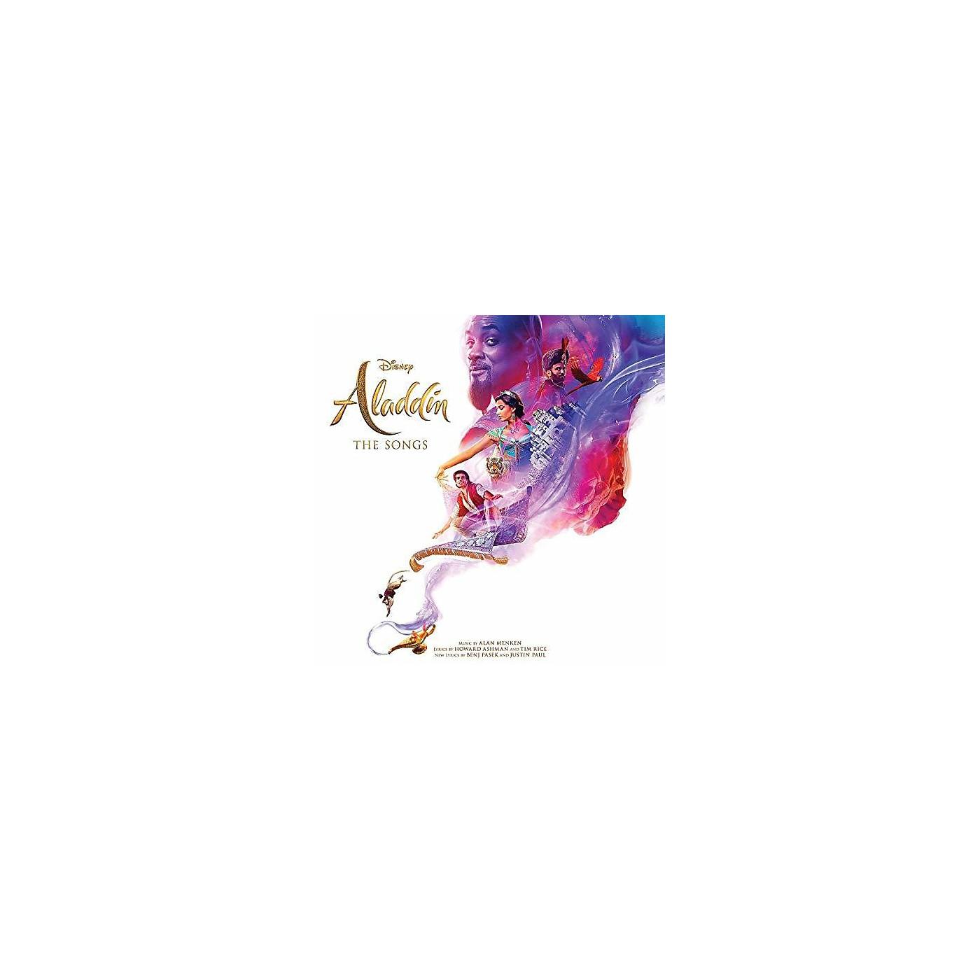Alliance Various Artists - Aladdin: The Songs thumbnail