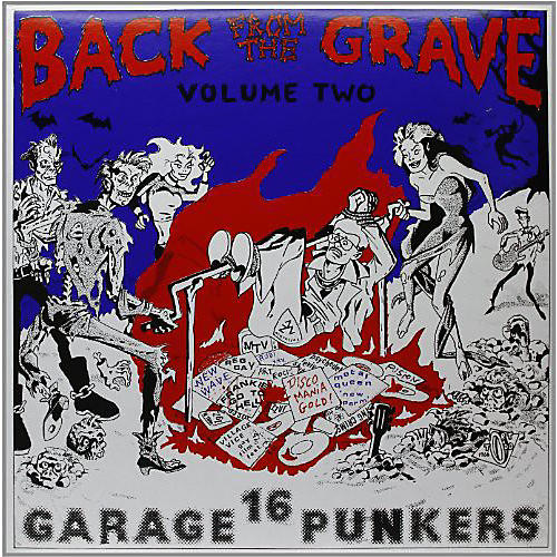Alliance Various Artists - Back From The Grave, Vol. 2 thumbnail