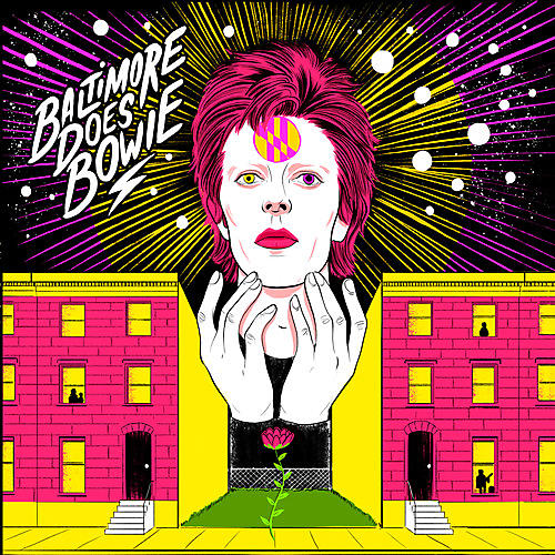 Alliance Various Artists - Baltimore Does Bowie thumbnail