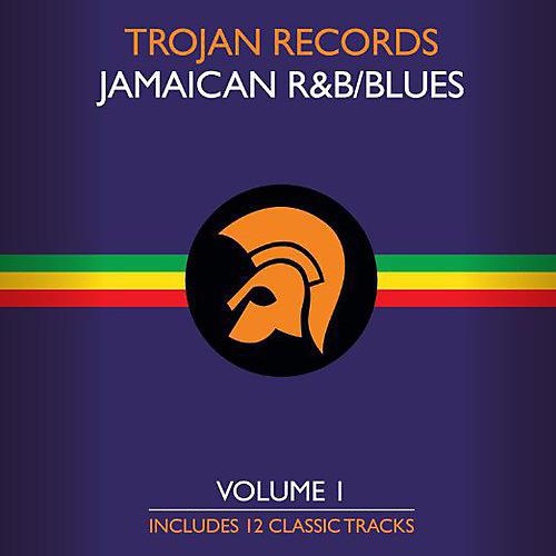 Alliance Various Artists - Best of Jamaican R&B: Jamaican Blues Beat 1 thumbnail