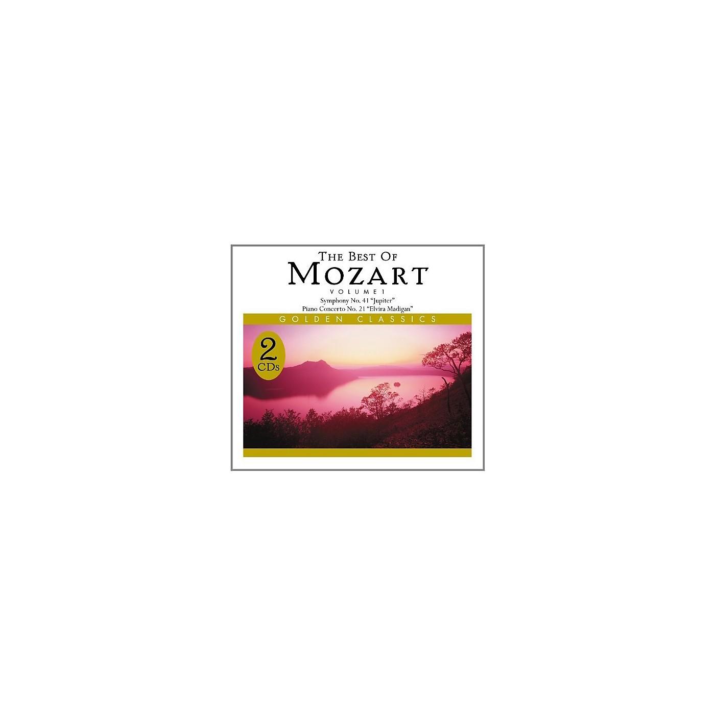 Alliance Various Artists - Best of Mozart (CD) thumbnail