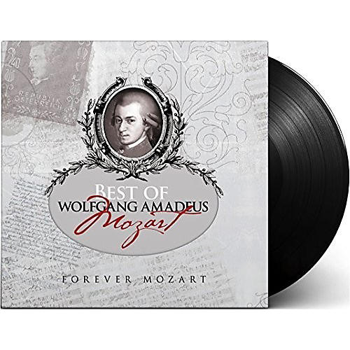 Alliance Various Artists - Best of Mozart thumbnail