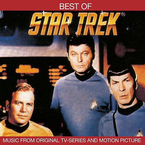 Alliance Various Artists - Best of Star Trek thumbnail