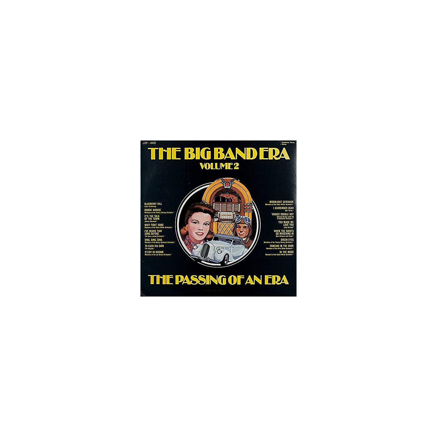 Alliance Various Artists - Big Band Era 2 thumbnail
