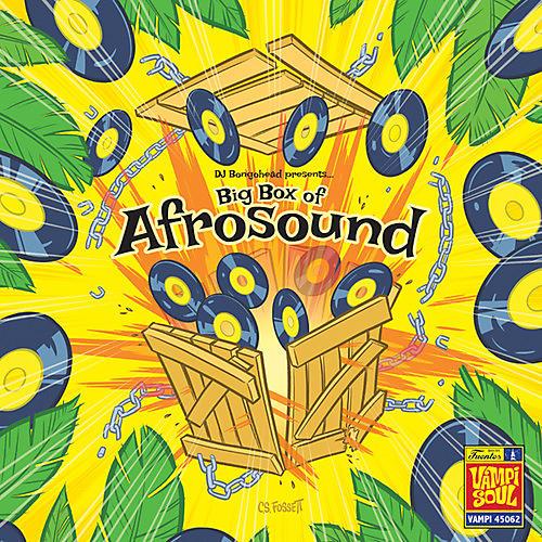 Alliance Various Artists - Big Box of Afrosound thumbnail