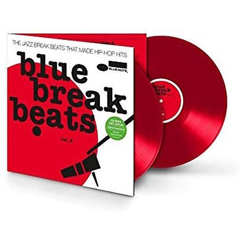 Alliance Various Artists - Blue Break Beats 2 / Various thumbnail