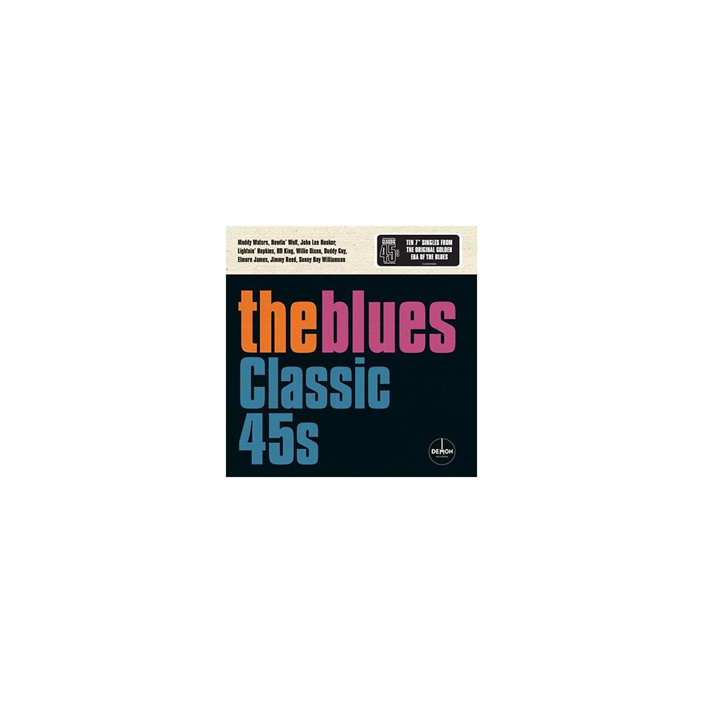 Alliance Various Artists - Blues: Classic 45's / Various thumbnail