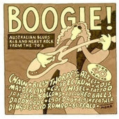 Alliance Various Artists - Boogie!-Australian Blues R&B / Various thumbnail