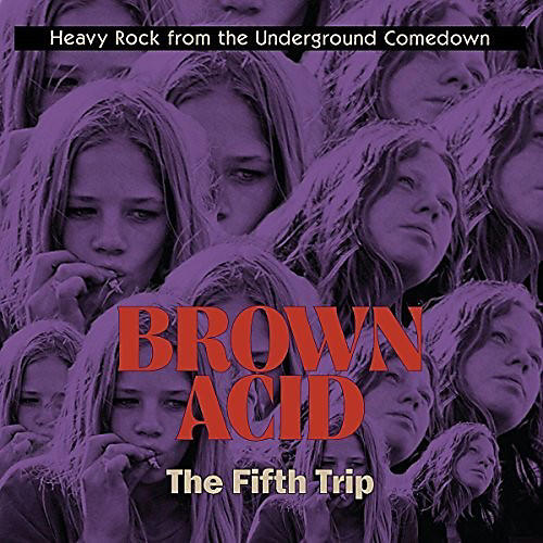 Alliance Various Artists - Brown Acid - The Fifth Trip / Various thumbnail