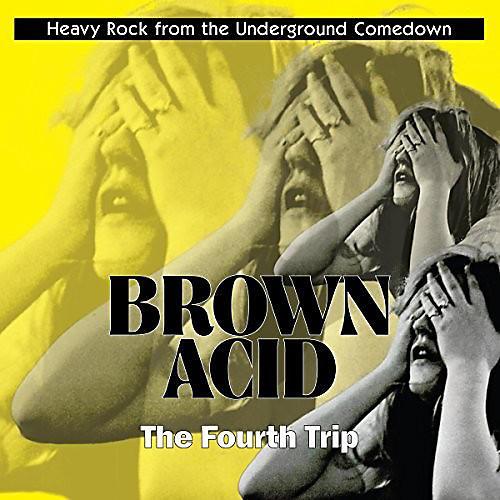Alliance Various Artists - Brown Acid: Fourth Trip / Various thumbnail