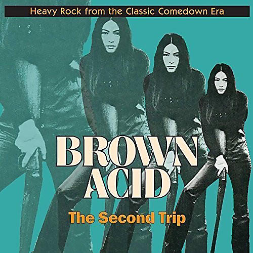 Alliance Various Artists - Brown Acid: Second Trip / Various thumbnail