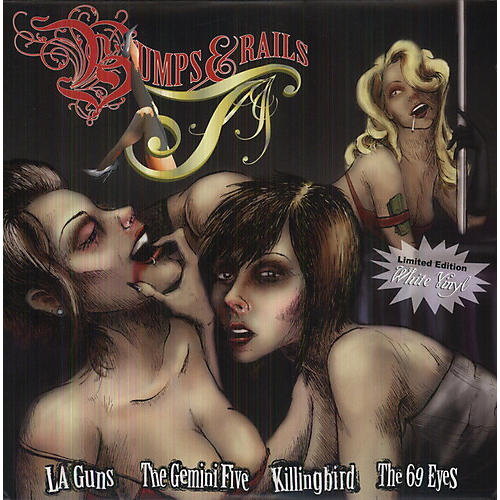 Alliance Various Artists - Bumps & Rails thumbnail