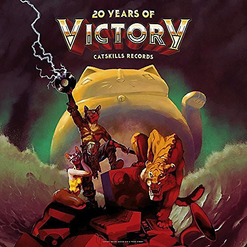Alliance Various Artists - Catskills Records: 20 Years Of Victory / Various thumbnail