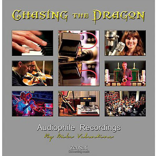 Alliance Various Artists - Chasing the Dragon Audiophile Recordings thumbnail