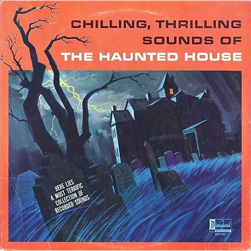 Alliance Various Artists - Chilling, Thrilling Sounds Of The Haunted House thumbnail