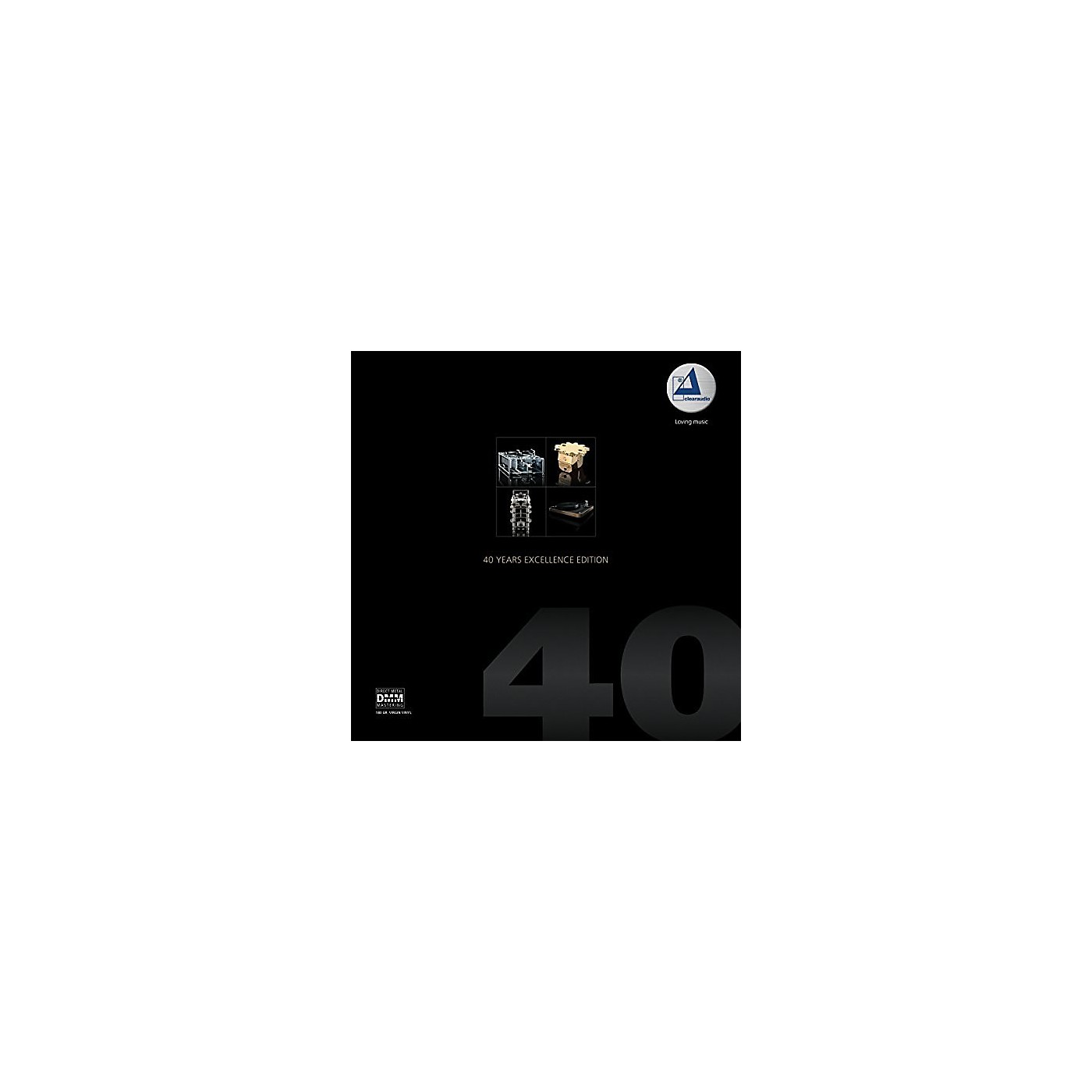 Alliance Various Artists - Clearaudio: 40 Years Excellence Edition thumbnail