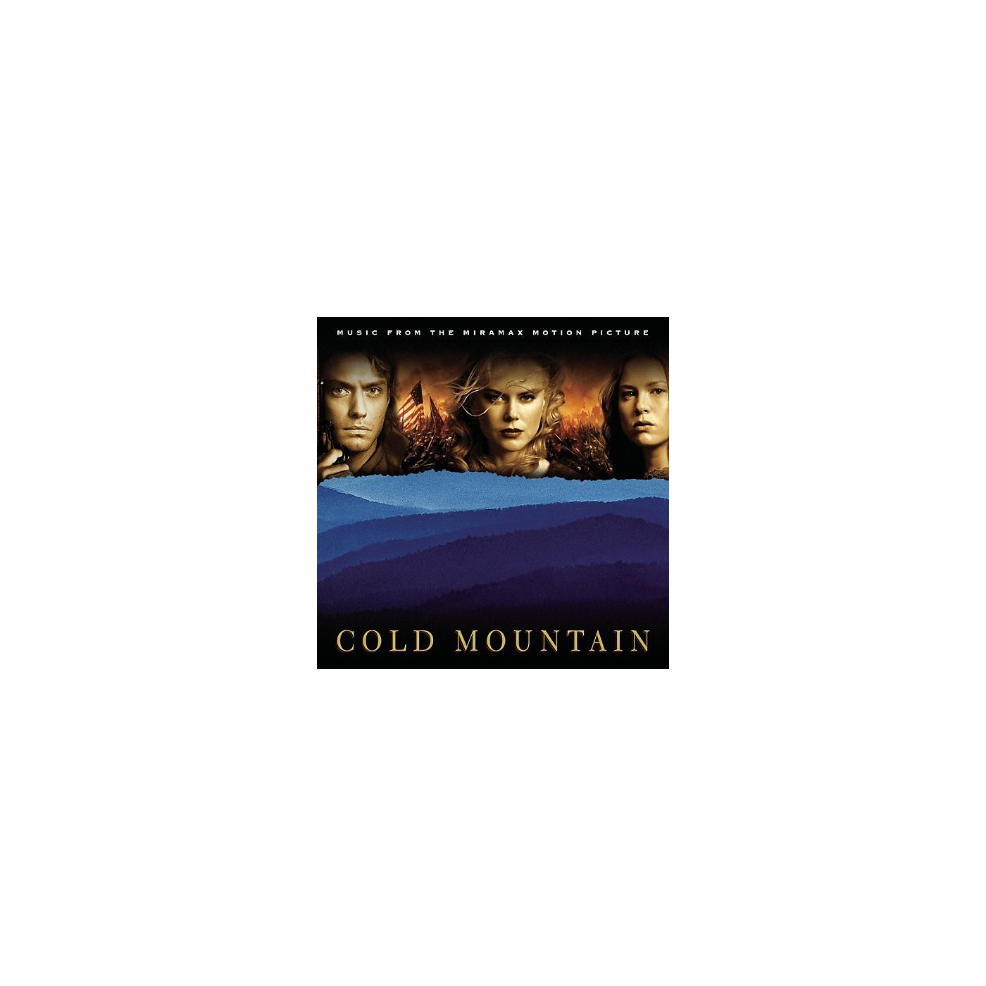 Alliance Various Artists - Cold Mountain: Music from the Motion Picture thumbnail