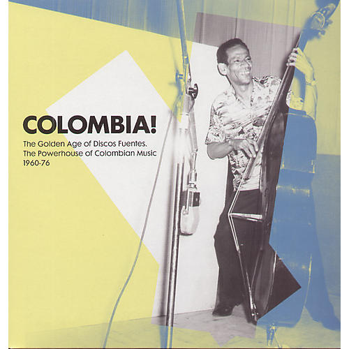 Alliance Various Artists - Colombia The Golden Years Of Discos Fuentes / Var thumbnail