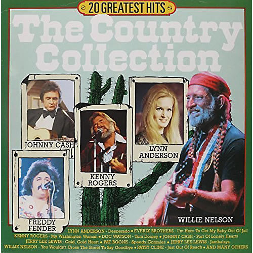 Alliance Various Artists - Country Collection (60's&70's) / Various thumbnail