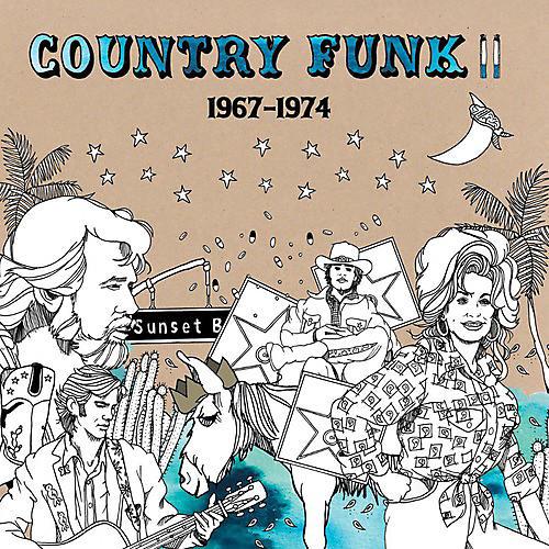 Alliance Various Artists - Country Funk 2: 1967-1974 / Var thumbnail