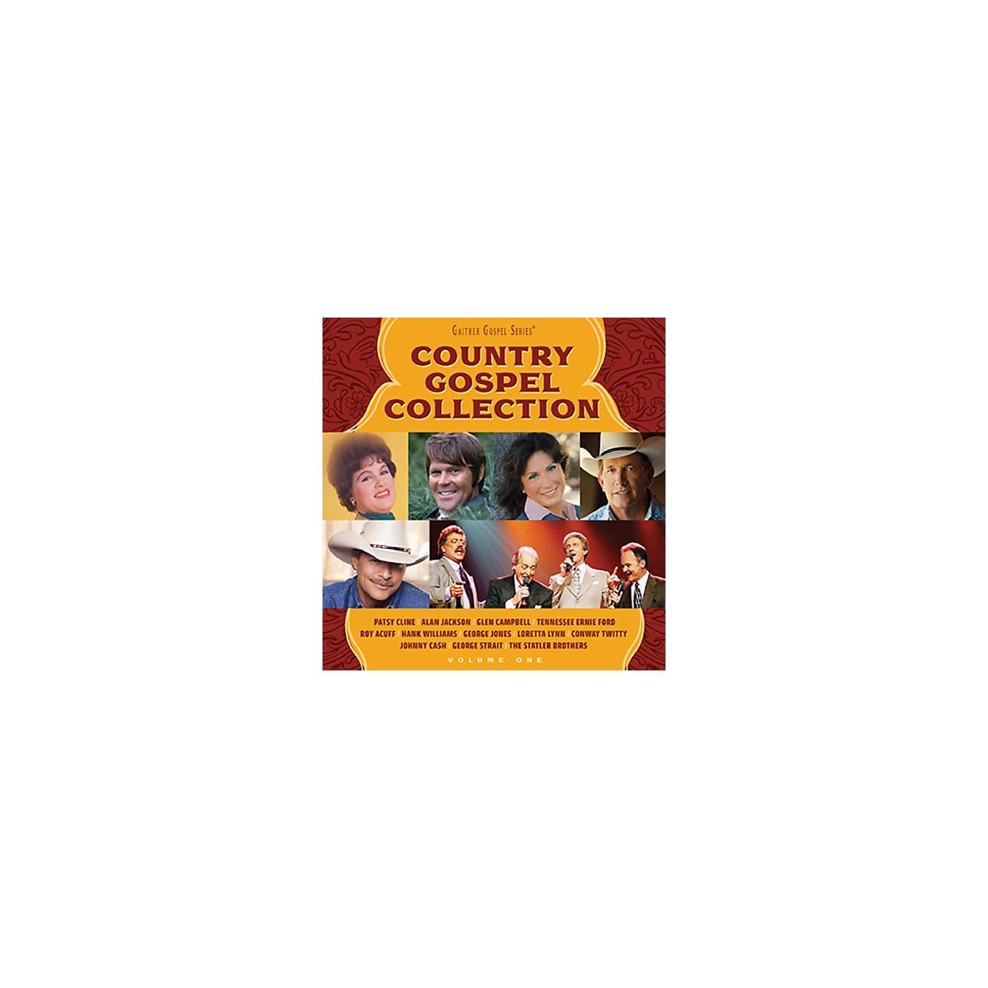 Alliance Various Artists - Country Gospel Collection (Various Artists) (CD) thumbnail
