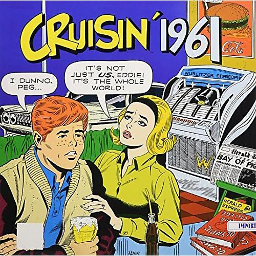 Alliance Various Artists - Crusin 1961 / Various thumbnail