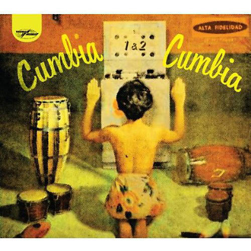 Alliance Various Artists - Cumbia Cumbia 1 & 2 / Various thumbnail