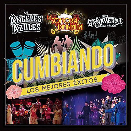 Alliance Various Artists - Cumbiando (Various Artists) (CD) thumbnail