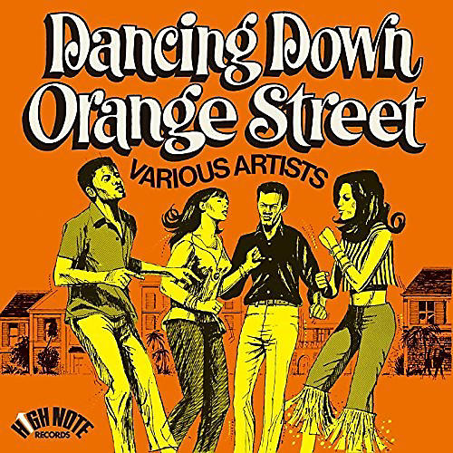 Alliance Various Artists - Dancing Down Orange Street thumbnail