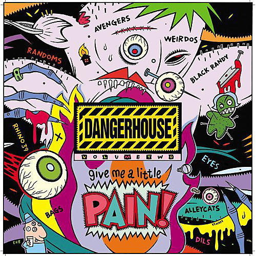Alliance Various Artists - Dangerhouse, Vol. 2 thumbnail