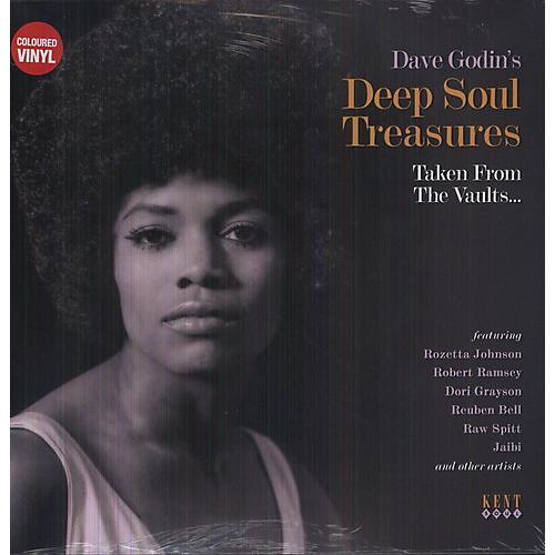 Alliance Various Artists - Dave Godin's Deep Soul Treasures / Various thumbnail