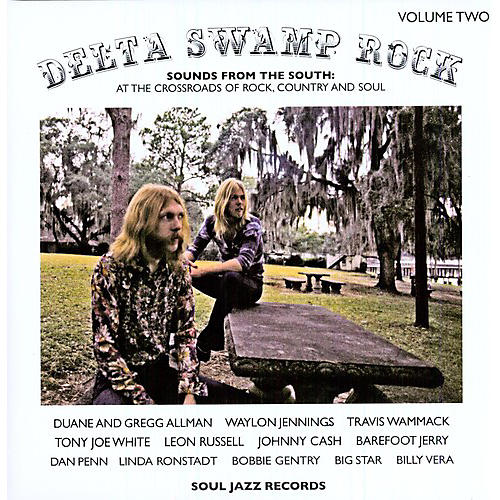 Alliance Various Artists - Delta Swamp Rock Vol. 2: Sounds From The South At The Crossroads Of thumbnail