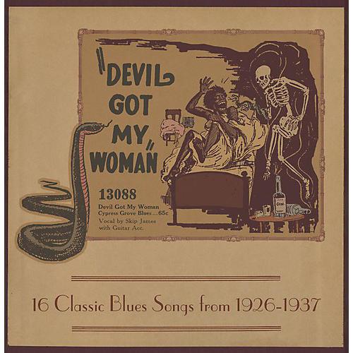 Alliance Various Artists - Devil Got My Woman: 16 Classic Blues Songs thumbnail