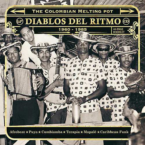 Alliance Various Artists - Diablos Del Ritmo: Colombian Melting Pot 1960-1985, Part 1 thumbnail