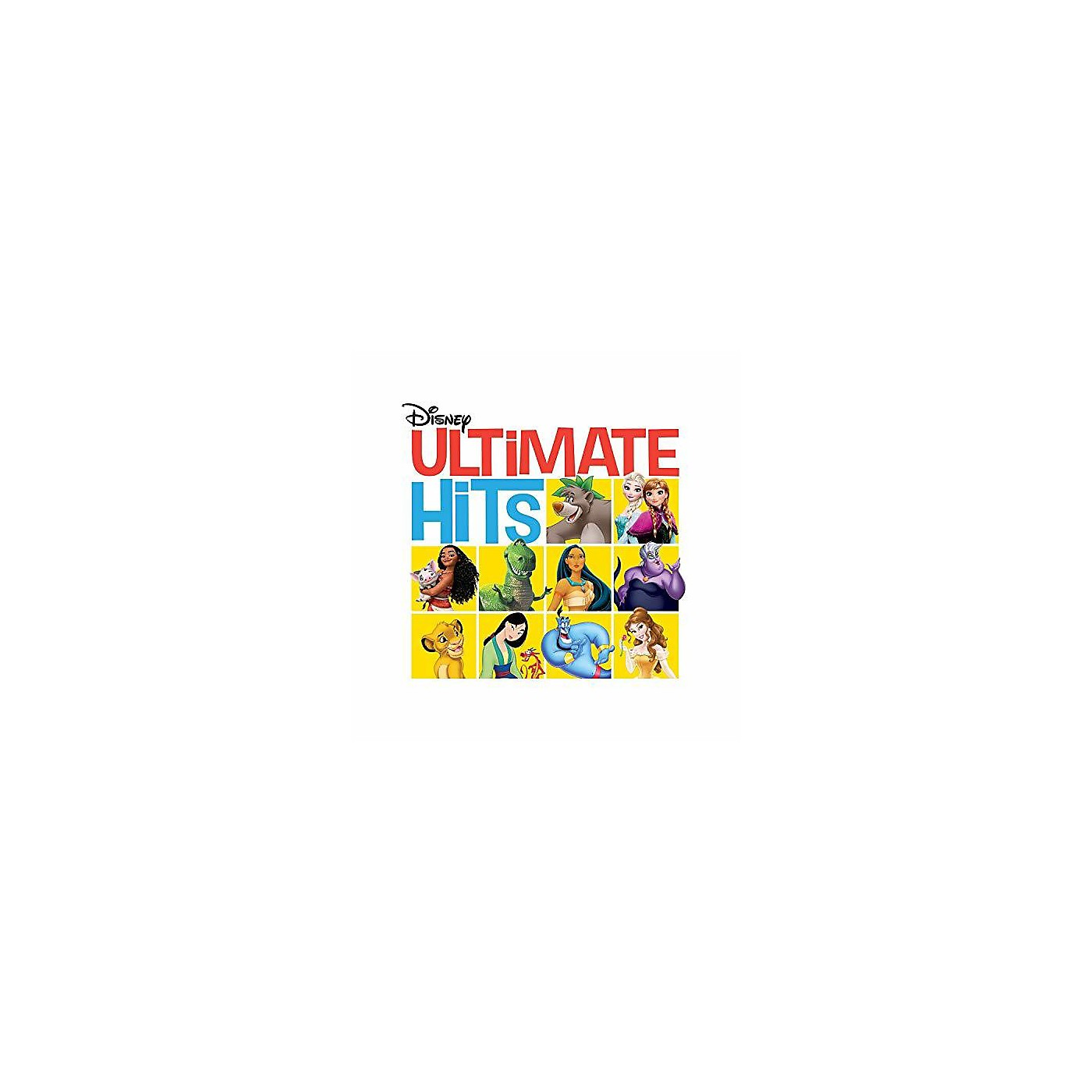Alliance Various Artists - Disney Ultimate Hits (Various Artists) thumbnail