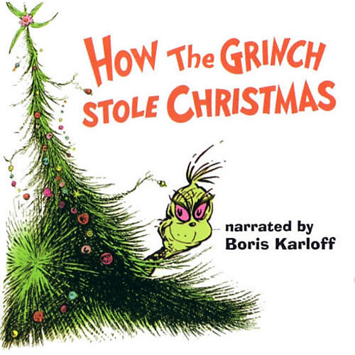 Alliance Various Artists - Dr. Seuss' How The Grinch Stole Christmas! thumbnail